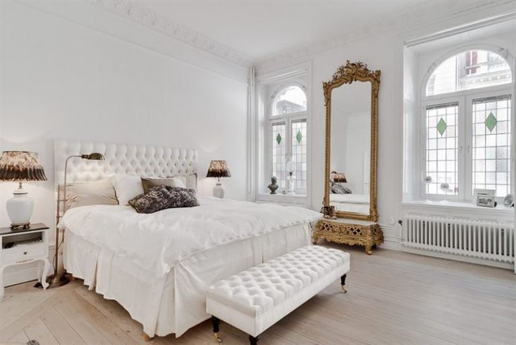 Hus Inspiration Inredning: Fint sovrum