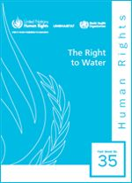 (The) Right to Water. Fact sheet No. 35.