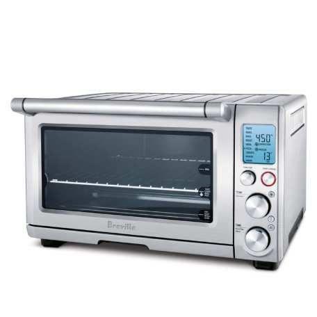 Breville Smart Oven 1800 Watt Convection Toaster Oven Bov800xl 250 Kingarthurflour Countertop Oven Convection Toaster Oven Smart Oven