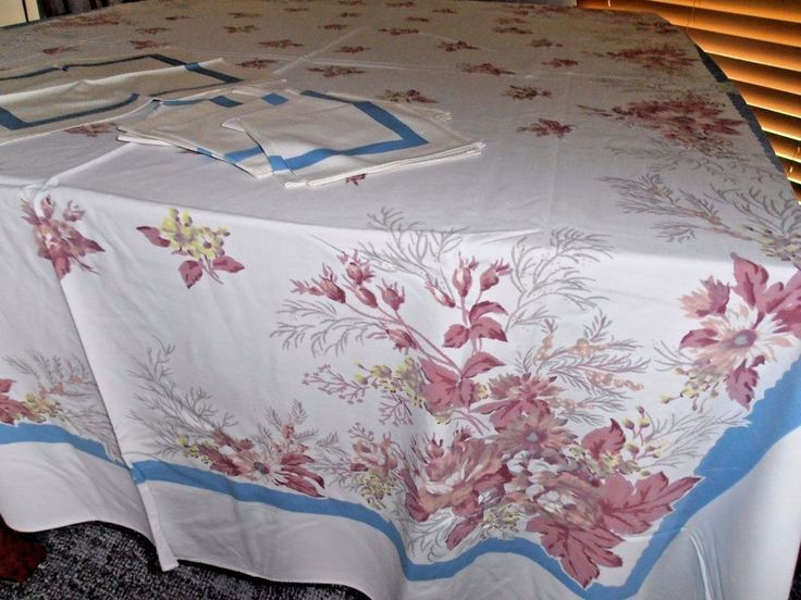 80 Best Tablecloth Images On Tablecloths Tableware