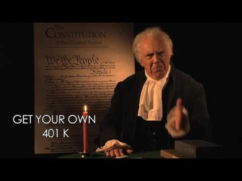"Video: We The People Stimulus Package -- Bob Basso author of ""Common Sense"" plays the role of Thomas Paine to ignite the fire of change in America. Patriotism and Pride for America lead Thomas Paine to help take back America!"