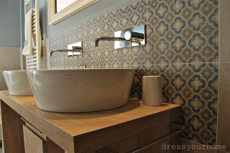 Ristrutturazione totale bagno a Roma by Gigliola Arisi e Raffaella Sasso - Made in Italy Bathroom Renovation