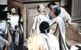 a look at the three suspenseful events in william shakespeares julius caesar Or look upon an army caesar felt that it would be much events of the civil war from caesar's julius caesar, a play by william shakespeare (c.