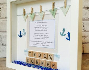 Family Tree Frame Personalised Family Tree by MagicWonderCreations