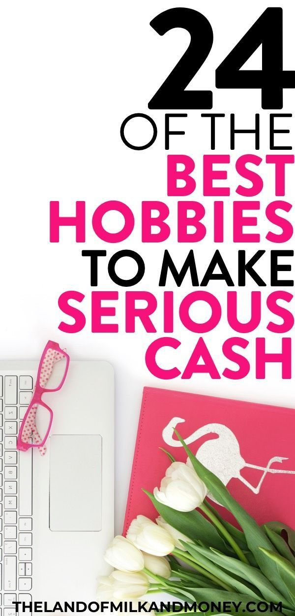 24 Fun and Creative Hobbies That Make Money Online And At Home – Work at Home Mom Revolution | Work at Home Jobs