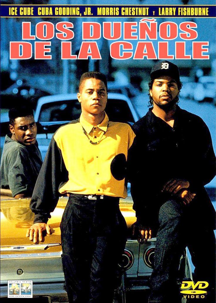 Los Dueños de la Calle/Los Chicos de Barrio/Boyz n the Hood. Una historia enmarcada por el contexto problematico y violento de los ghettos o barrios afromericanos en california a finales de los 80´s y principios de los 90´s, y el factor Rodney King...  La historia esta muy bien interpretada por una buena camada de actores afroamericanos como Cuba Gooding Jr., Ice Cube, Laurence Fishburne y Morris Chestnut