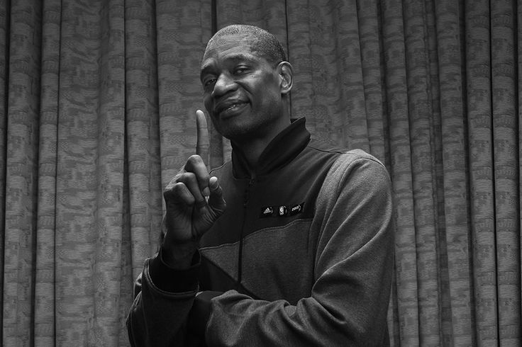 NBA Legend Dikembe Mutombo on Why Today's Game Is That Much Tougher