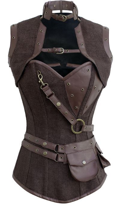 In case I ever want to be a Skyrim character for Halloween :)