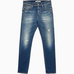 Calvin Klein Ckj 016 Skinny Distressed Jeans 3134 Calvin Klein