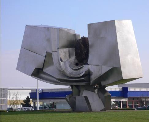 Les 884 meilleures images du tableau france sculptures ronds points sur pinterest giratoire - Point p hazebrouck ...
