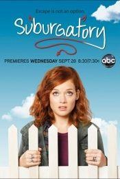Suburgatory: otra serie que es lo que es, mero entretenimiento para adolescentes, pero resuelve bien y te hace pasar un buen rato.