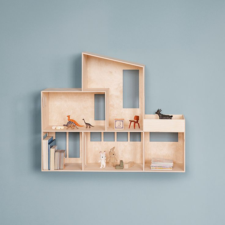Funkis Doll House from ferm LIVING kids - FAST DELIVERY