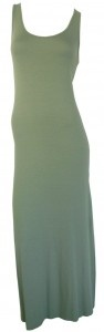 Tranquil L eye: Paolo Casalini dress E130916/043 in verde salvia