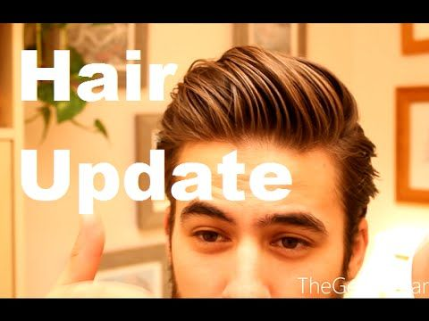 Men's Classic Rockabilly Hairstyle | Blowdryer Tutorial | By Vilain Hair Products - YouTube