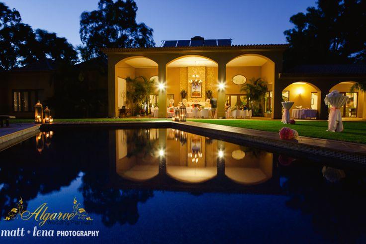 Villas wedding, with Algarve Wedding Planner find the best hidden paradises we have to offer.
