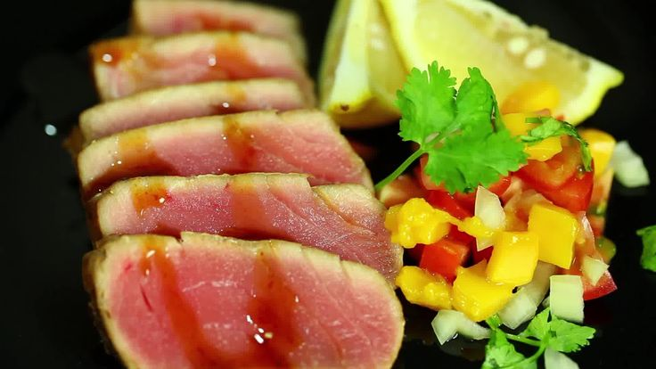 How to Cook Tuna Steak: Options for grill, pan, broil, etc.  Simple!