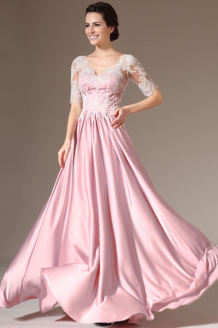 21 best VESTIDOS DE NOCHE images on Pinterest | Bride dresses ...