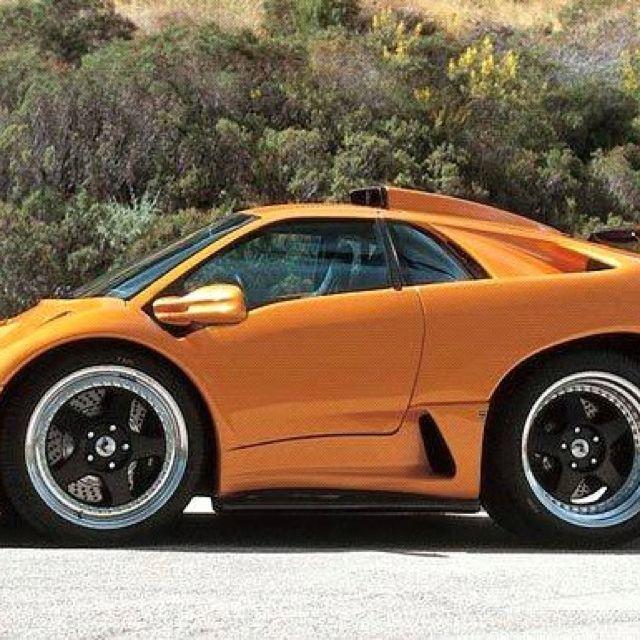 Lamborghini Smart Car