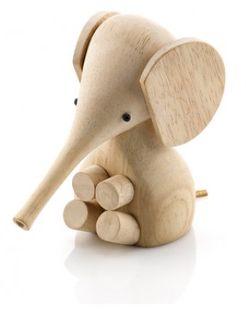 Lucie Kaas - Flørning elefant, 11cm