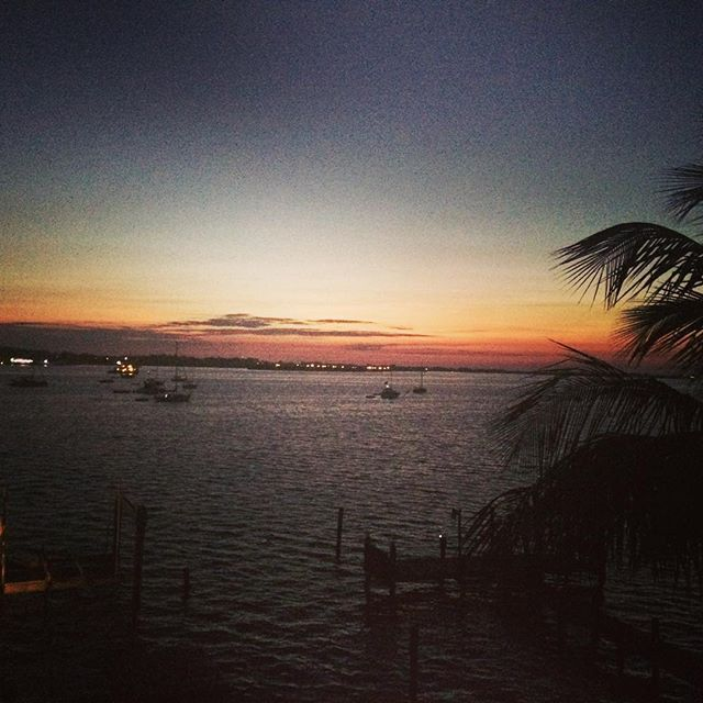 Gorgeous Sunrise Shot Looking Over North Sarasota Bay From Instagram User  Marikazs #RiseandShineAMI