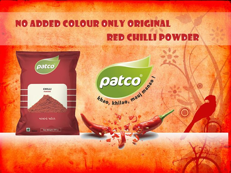Storage and Powerful original #redchillipowder for better food and delicacies http://www.patcofood.com/product.html
