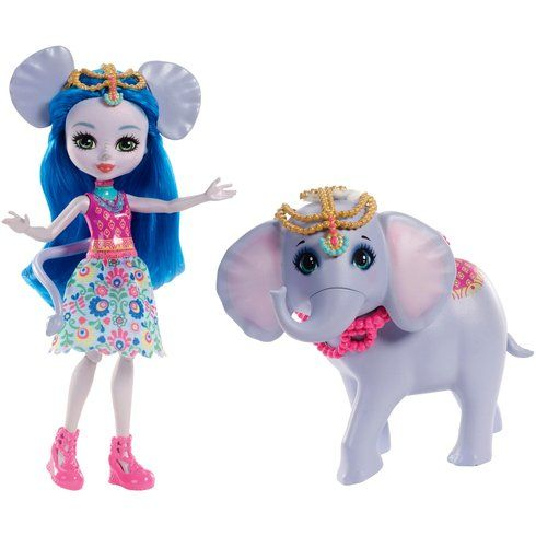 Superb Enchantimals Ekaterina Elephant Doll and Elephant Friend Antic Figure Now At Smyths Toys UK! Buy Online Or Collect At Your Local Smyths Store! We Stock A Great Range Of Enchantimals At Great Prices.