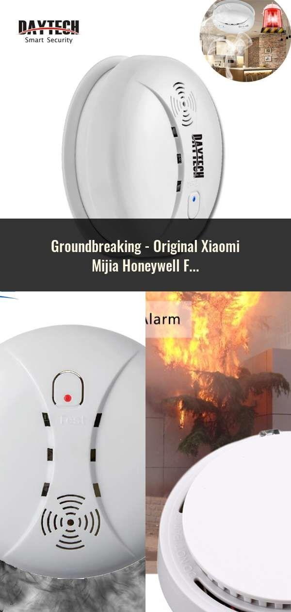 Original Xiaomi Mijia Honeywell Fire Alarm Detector Remote