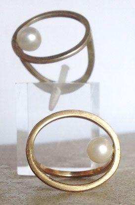 Anello Pearls Archimede - Yuriko Gioielli