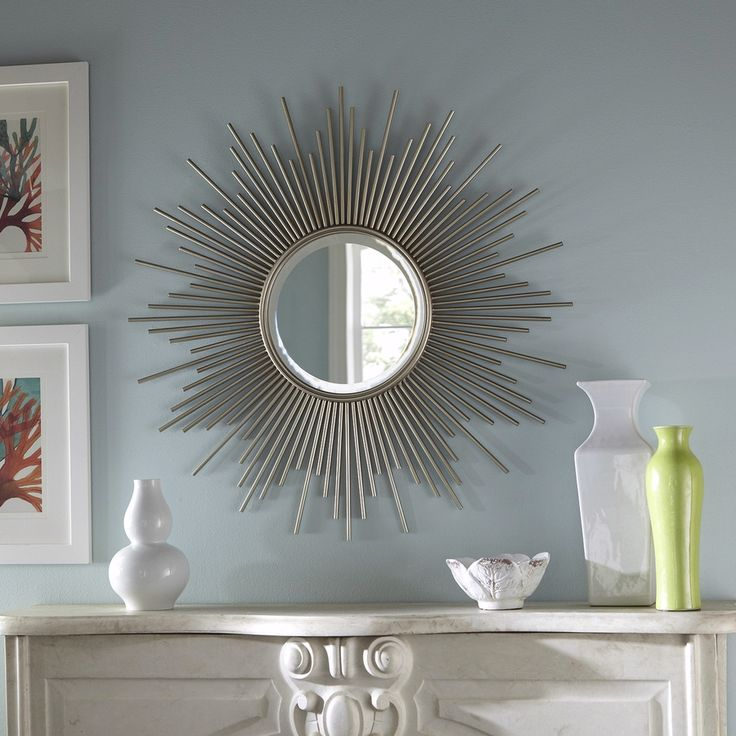 Beau This Allen + Roth Mirror Would Be The Perfect Addition To Any Room.