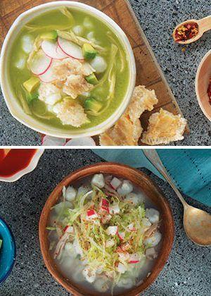4 deliciosas formas de preparar pozole
