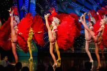 Paris Moulin Rouge Tickets and Packages: Moulin Rouge Dinner and Show with Private Car