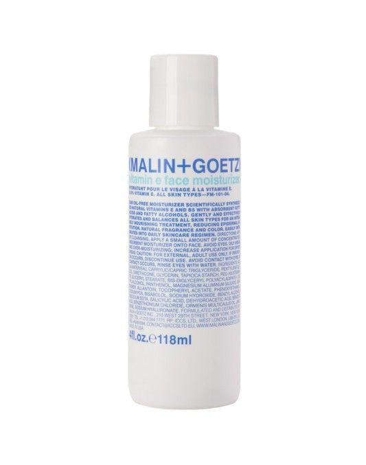 Malin & Goetz Vitamin E Face Moisturizer 118ml