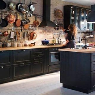 Image Result For Lerhyttan Ikea House Pinterest Ikea Kitchen