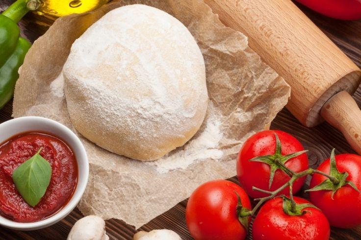 Une recette super facile à faire...La pâte à pizza maison