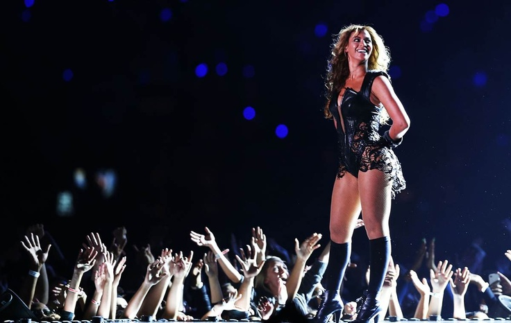 While some raved about Beyonce's halftime show, others felt it was too risque for a family football audience. (Photo: Christian Petersen / Getty Images) #SuperBowl #SB47