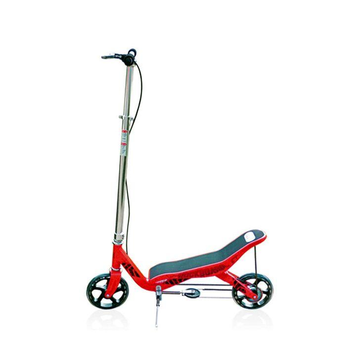 Der Spielzeugtester hat das RBX Rockboard Scotter Rot Kinder Roller Cityroller Wipproller Tretroller -100kg angeschaut und empfiehlt es hier im Shop. Schaut Euch auch meine andere Kategorien an. Ich habe sooo viele Produkte getestet. Der Hersteller hat mir diese Beschreibung für sein Produkt … – Spielzeugtester