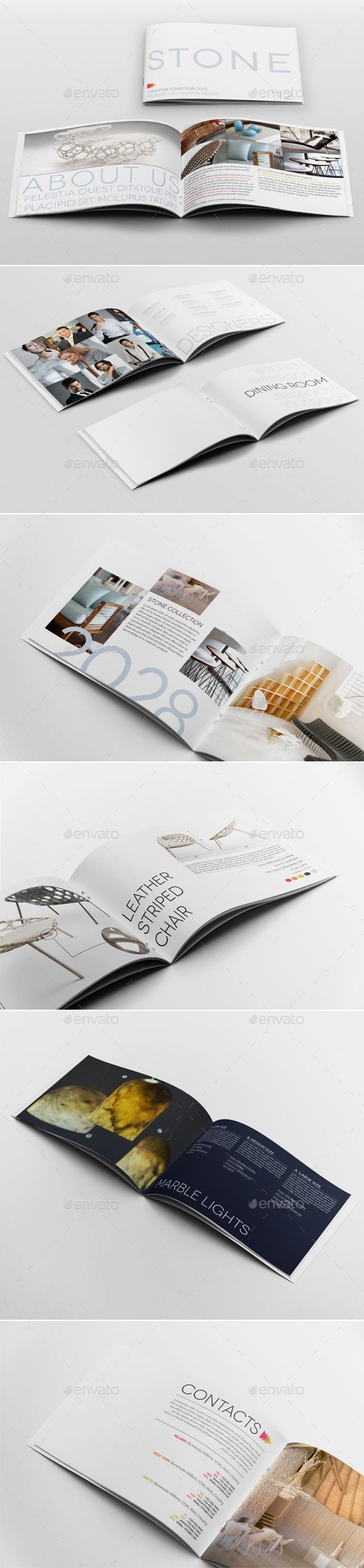 843 best Best Brochure Designs | Catalogue | Portfolio images on ...