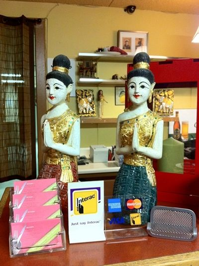 White Elephant Thai Cuisine – Thai Restaurant (recommended by Malaika and located by the 16th Ave Denny's)