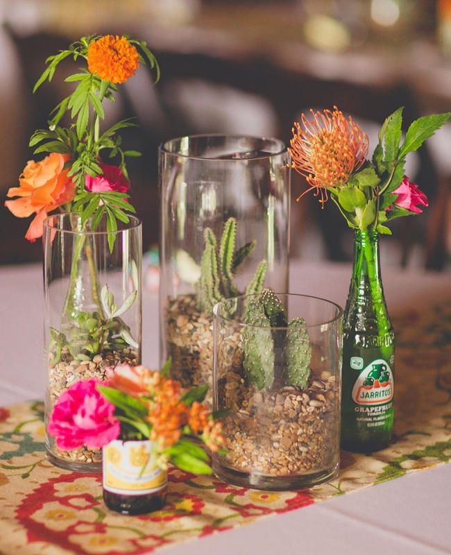 TABLE flower colors I like
