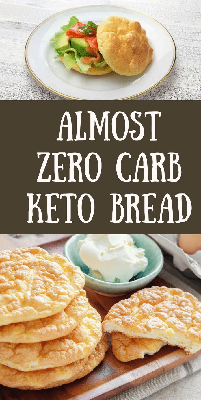 The best carb-free bread replacement - Oopsie Bread