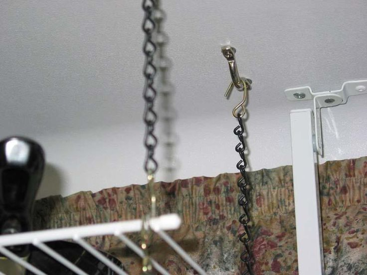 Hanging shelves modification for pop up camper