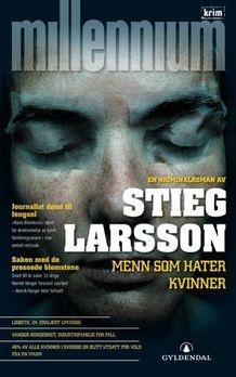 Fantastisk bra krimtriologi av Stieg Larson. Leste siste boka på svensk fordi jeg ikke klarte å vente til den kom på norsk! #must-read
