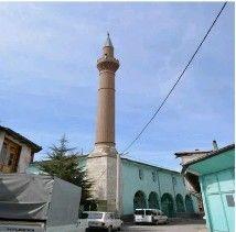 Aziz Mahmud Hüdai mosque-New mosque-Yeni camii-Constructive: Aziz Mahmud Hüdai-Built year: 1591-Rebuilt: Unknown-Rebuilt year: 1893-Sivrihisar-Eskişehir