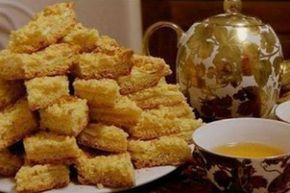 Очень вкусный Каракум. Идеальная выпечка к чаю