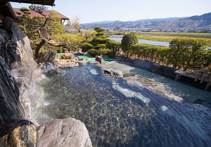 Harazuru Onsen 原鶴温泉 Fukuoka 10 Famous Hot Springs For