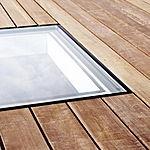 copertura vetrata tipo finto lucernario SKYVISION VITRAL