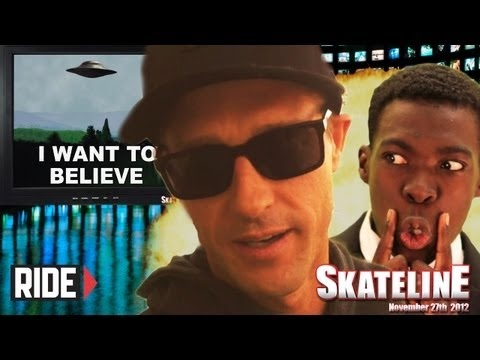 SKATELINE - Bryan Herman, Danny Way, Jamie Tancowny, and More!