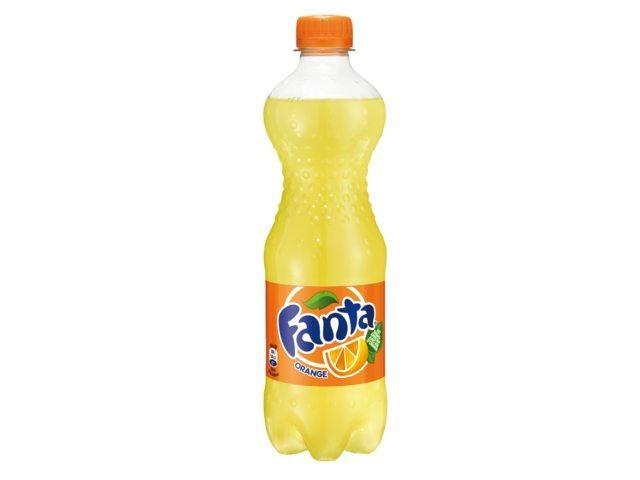 8) Wat is je favoriete drankje? - Fanta
