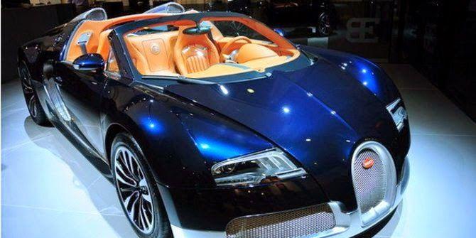 Berita Aneh Unik Keren: 7 Mobil Mewah Paling Langka Di Dunia