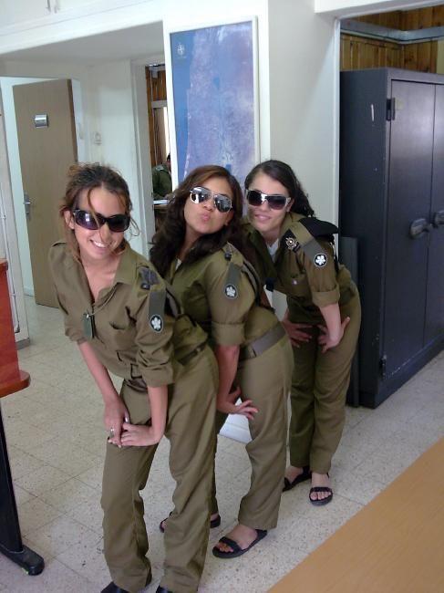 Female Israeli soldiers   Israeli+female+soldiers+troops+member+women+girl+hoties+hot+cool+sexy ...